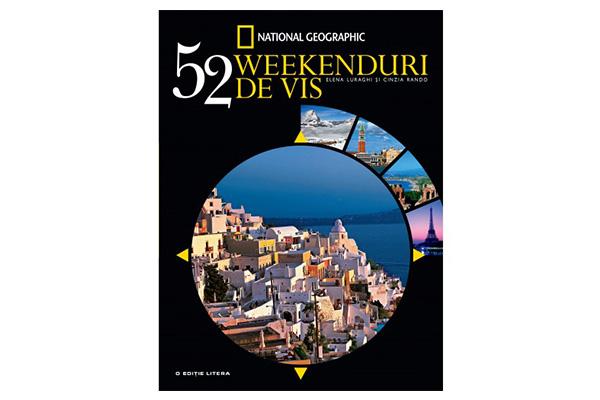 """Albumul """"52 de weekenduri de vis Litera"""