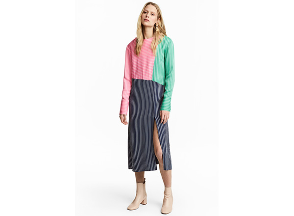 rochie H&M dungi diferite