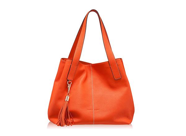 geanta portocalie AC