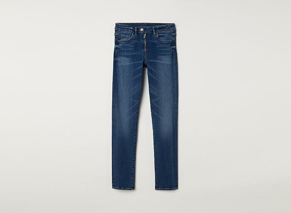 jeansi skinny HM