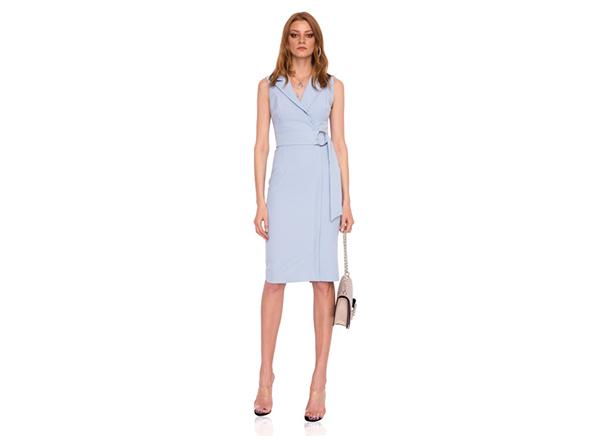 rochie bleu Nissa
