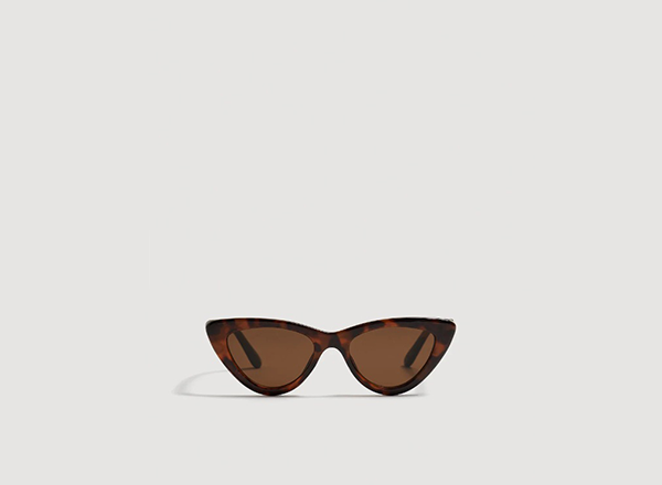 ochelari de soare retro cateye Mango