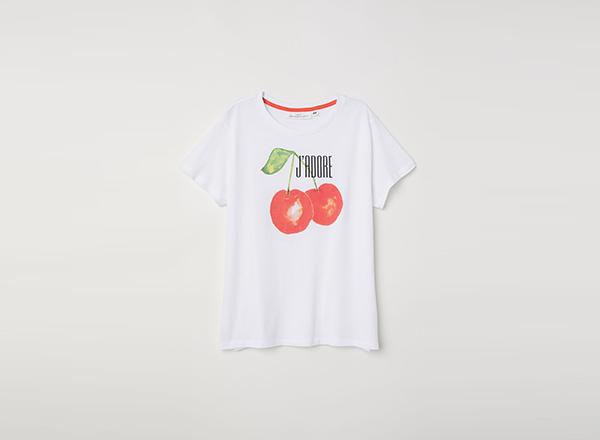 tricou cirese HM