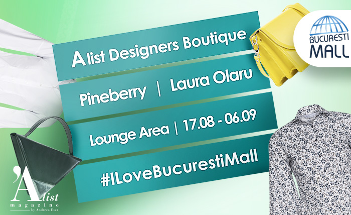 A List Designers Boutique – Pineberry & Laura Olaru