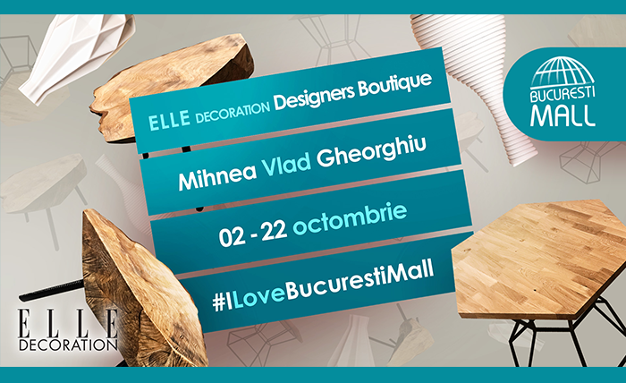 Te invitam sa descoperi ELLE Decoration Designers Boutique
