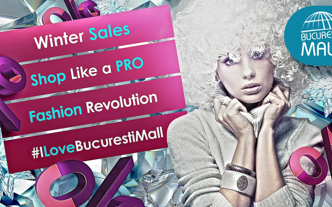 Shop like a PRO! Spectacular sales at Bucuresti Mall – Vitan!