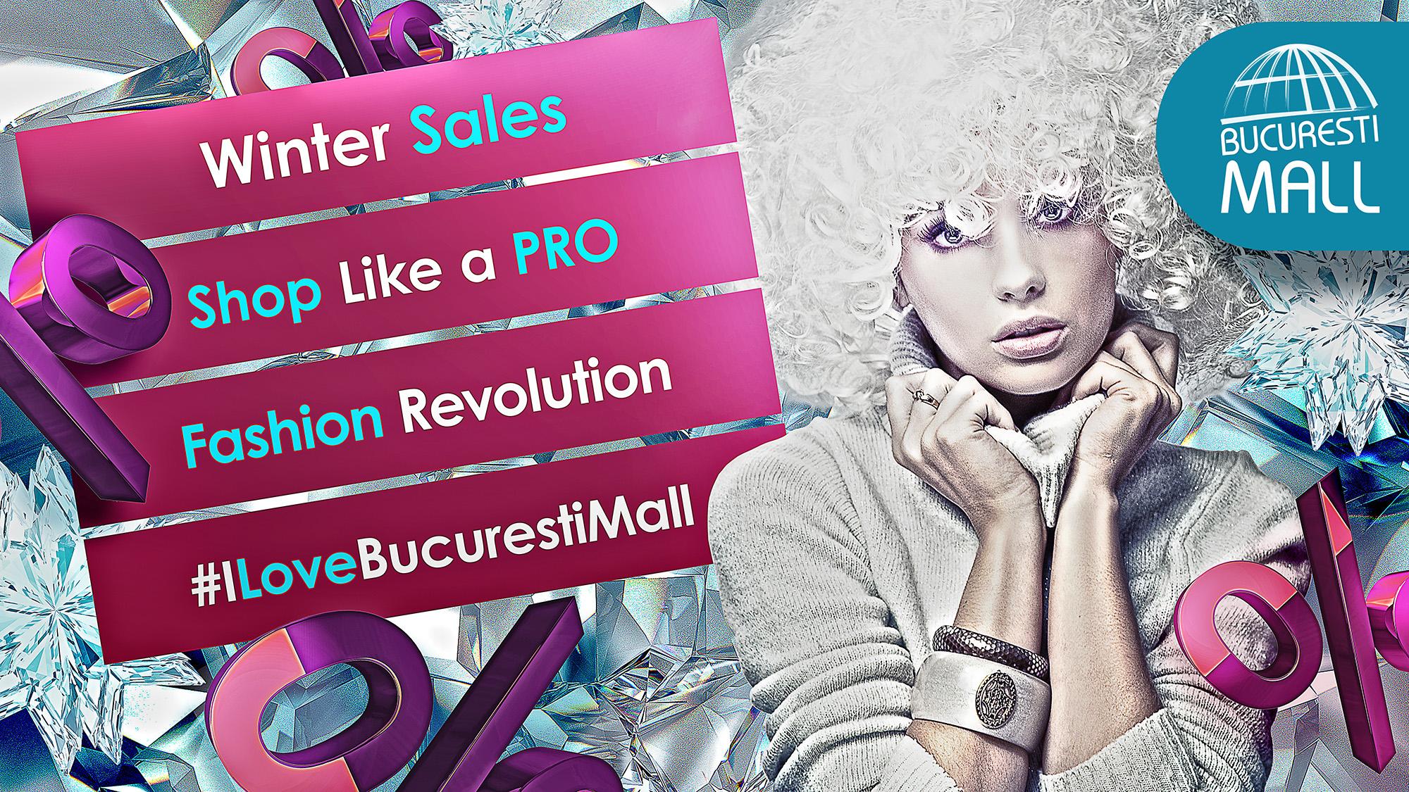 Shop like a PRO! Reduceri spectaculoase la Bucuresti Mall – Vitan!