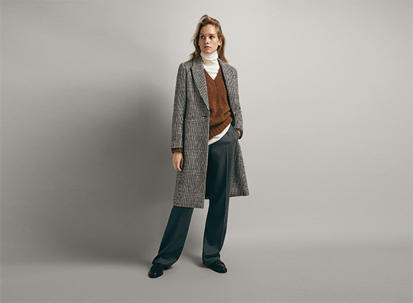 palton Massimo Dutti