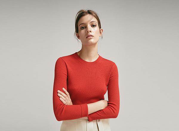 pulover Massimo Dutti