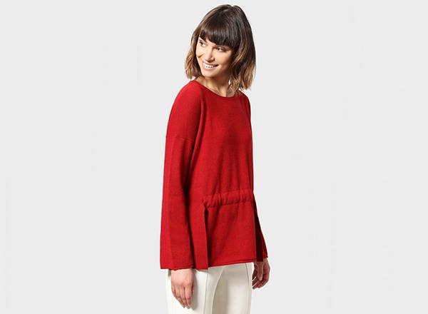 pulover casmir larg Stefanel