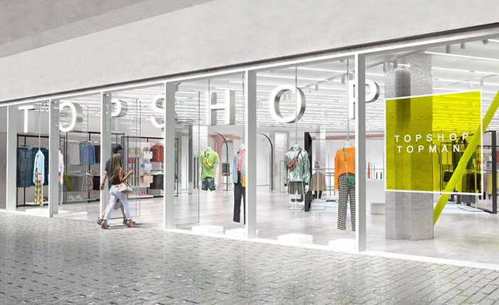 TOPSHOP | TOPMAN @Bucuresti Mall – Vitan