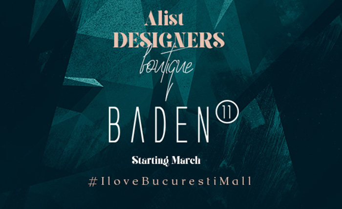 A List Designers Boutique – BADEN11