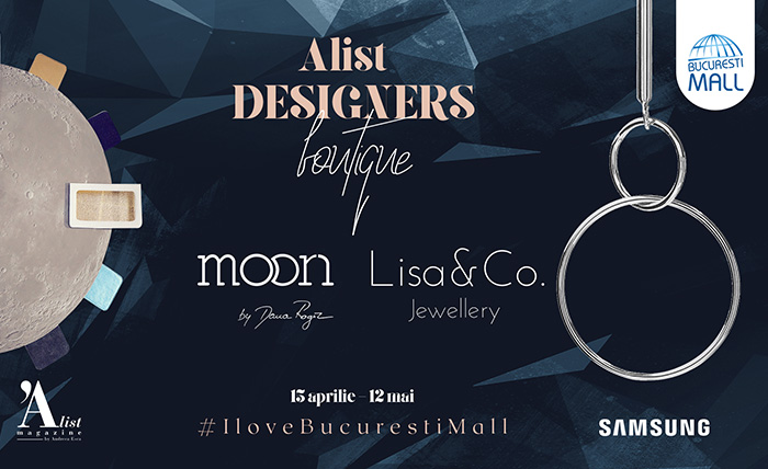 A List Designers Boutique – MOON by Dana Rogoz si Lisa&Co