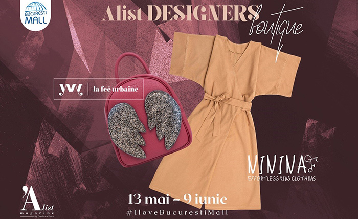 A List Designers Boutique – YVY si Ninina