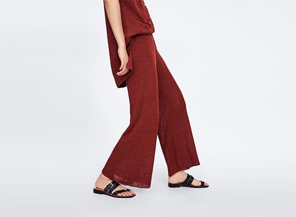 culottes caramizii Zara