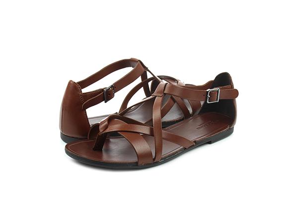 sandale maro Vagabond Office Shoes