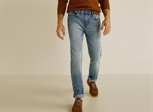 jeansi Mango Man