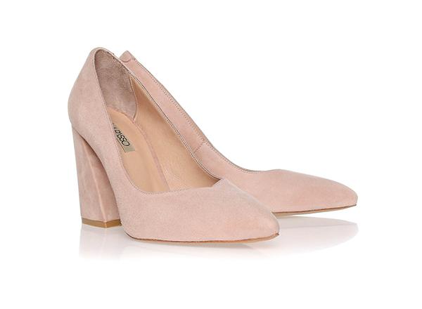 pantofi bej Il Passo