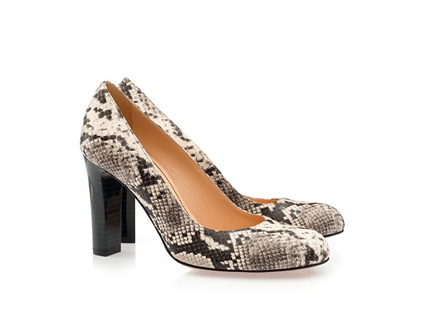 pantofi snake print Musette