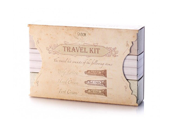 travel kit Sabon