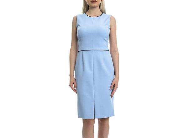 rochie bleu hugo Boss