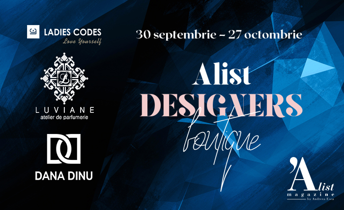 A List Designers Boutique – Dana Dinu, Luviane & Ladies Codes