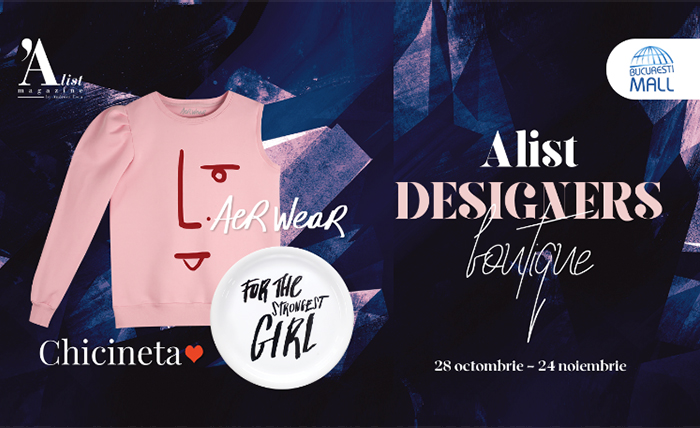A List Designers Boutique – Aer Wear si Chicineta