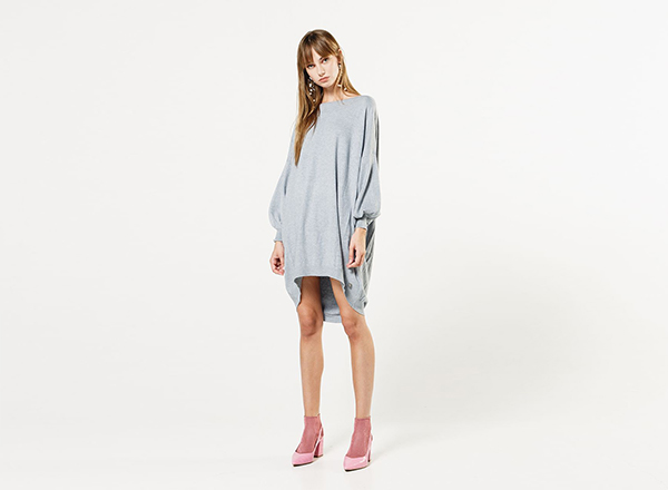 rochie mini cu volum BSB