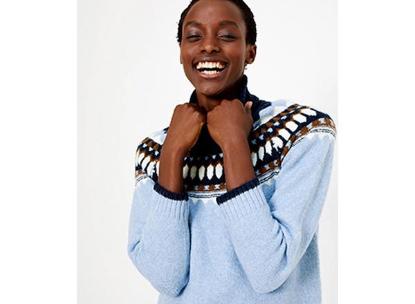 pulover Craciun M&S