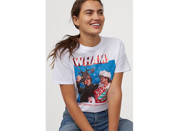 tricou Wham H&M