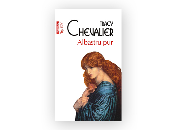 Tracy Chevalier Albastru pur Diverta