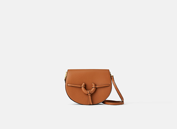 geanta cu detaliu pe capac Zara