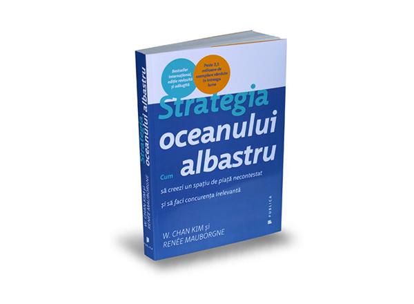 strategia oceanului albastru Carturesti