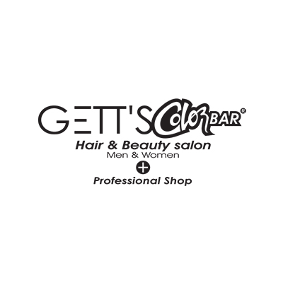Logo GETT'S Color Bar