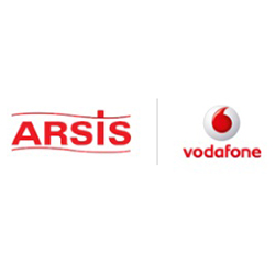 Logo Vodafone Arsis