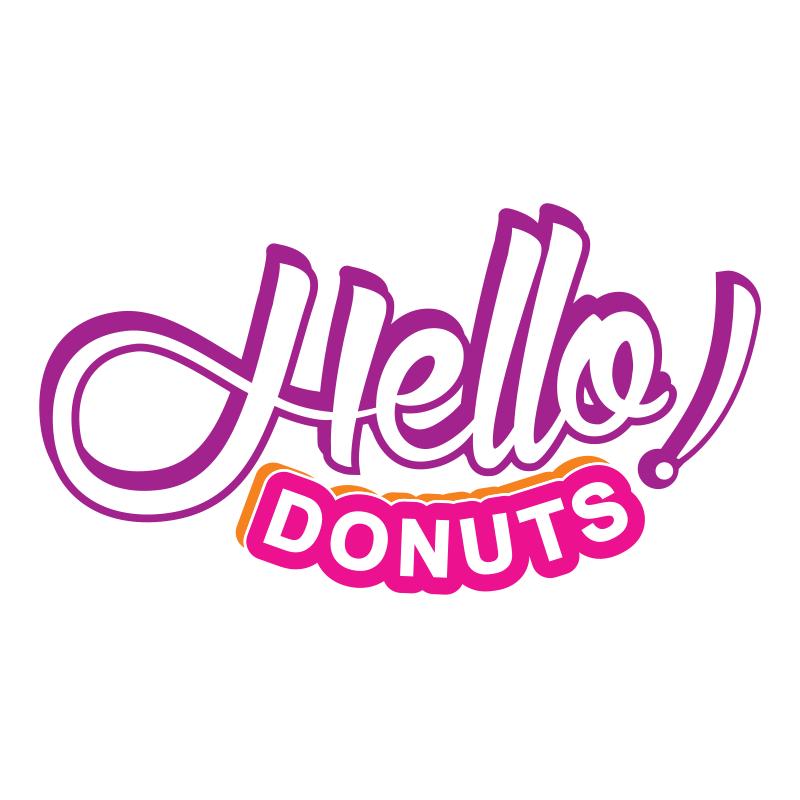 Logo Hello Donuts